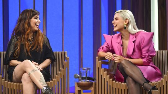 Pitty se derrete pela filha 'compositora': 'Não me vejo não sendo mãe'