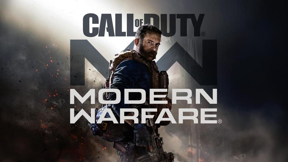 Call of Duty Modern Warfare está disponível para PC, PS4 e Xbox One — Foto: Divulgação