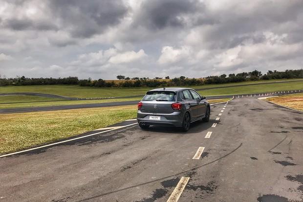 Volkswagen Polo GTS será lançado no início de 2020 (Foto: Diogo de Oliveira/Autoesporte)