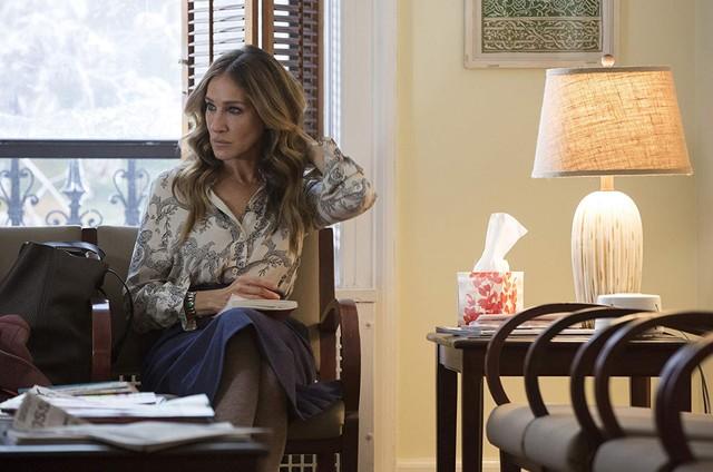 Sarah Jessica Parker em 'Divorce' (Foto: HBO)