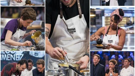 'Mestre do Sabor': Participantes revelam suas especialidades na cozinha