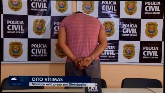 Vítimas reconhecem suspeito preso por abusos sexuais em Divinópolis e região