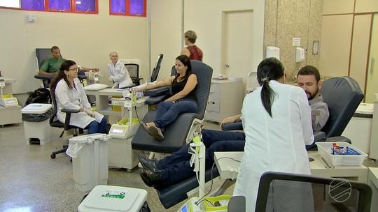 Com estoque baixo no período de férias, MT Hemocentro precisa de doadores de sangue