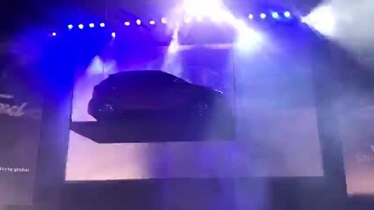 Ford Ka 'aventureiro' chega no meio do ano ao Brasil