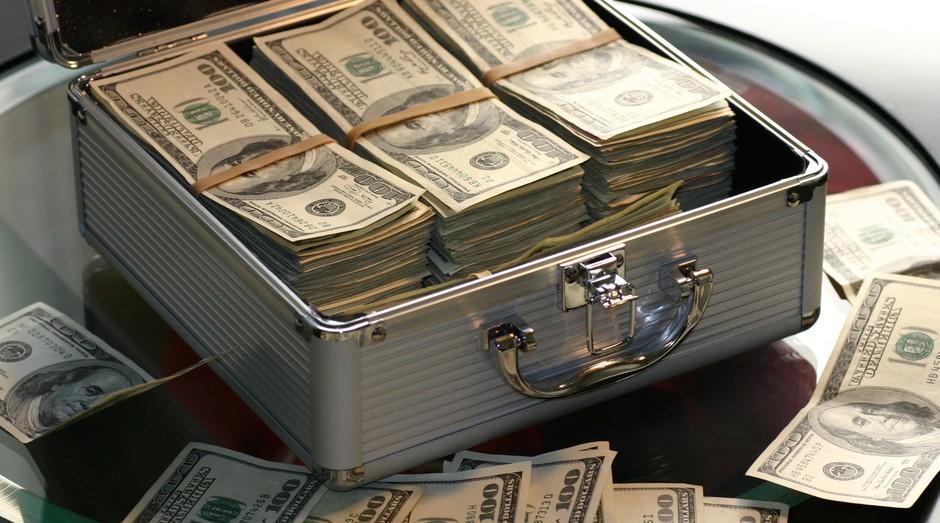 investimento, dinheiro, dólar (Foto: Reprodução/Pexels)