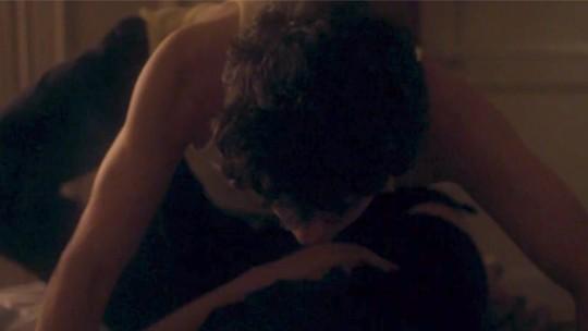 'Nada Será Como Antes': Beatriz e Davi passam a noite juntos