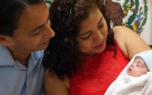 Bebê nasce 14 dias após a irmã gêmea (Foto: Reprodução Instagram)