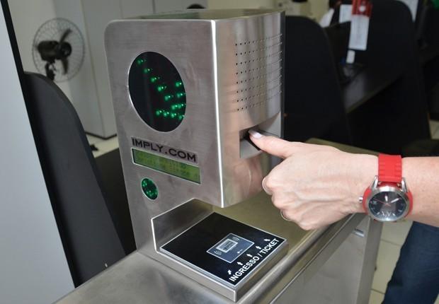 Biometria será discutida por clubes do Rio