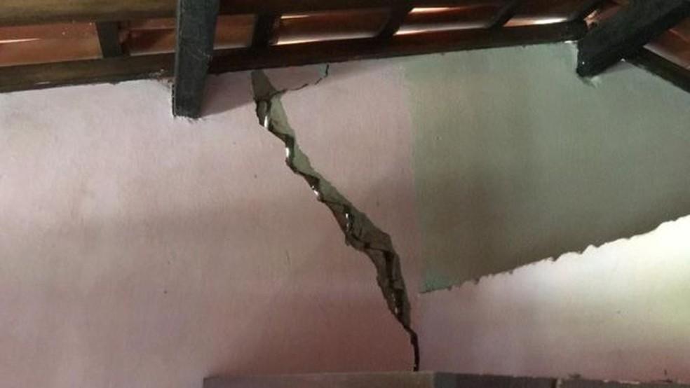 Após consecutivos registros de terremotos, sismógrafos são instalados em cidades da BA. — Foto: Edson Andrade/Dicom Prefeitura de Amargosa