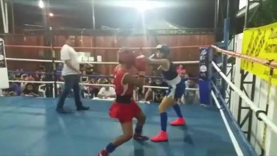 Pugilistas de RR participam de torneio preparatório para o Brasileiro de Boxe