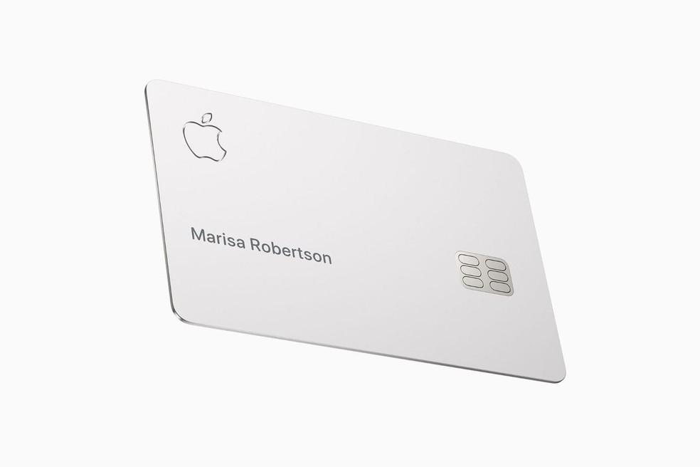 Perguntas e respostas tiram dúvidas sobre o Apple Card — Foto: Divulgação/Apple