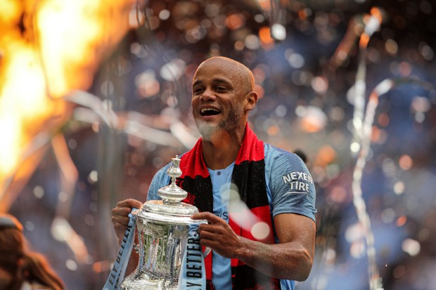Vincent Kompany (Foto: Getty Images)