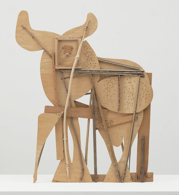 Picasso Sculpture MoMA (Foto: © 2015 Estate of Pablo Picasso/)