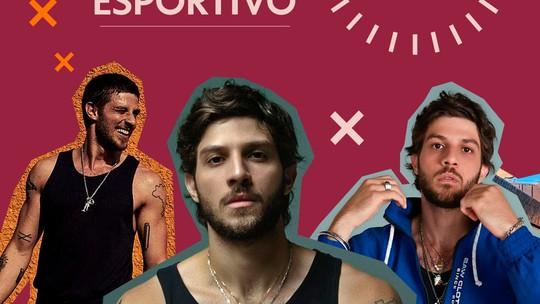 Babu, Cauã Reymond, Rodrigo Hilbert e mais: veja lista com pais famosos de todos os estilos
