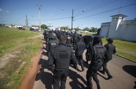 Justiça Federal derruba liminar e comandante da Força-Tarefa Penitenciária volta a atuar no Pará - Notícias - Plantão Diário