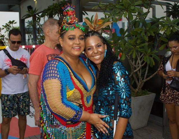 Resultado de imagem para Preta Gil reúne time de famosos e contagia multidão no Centro do Rio