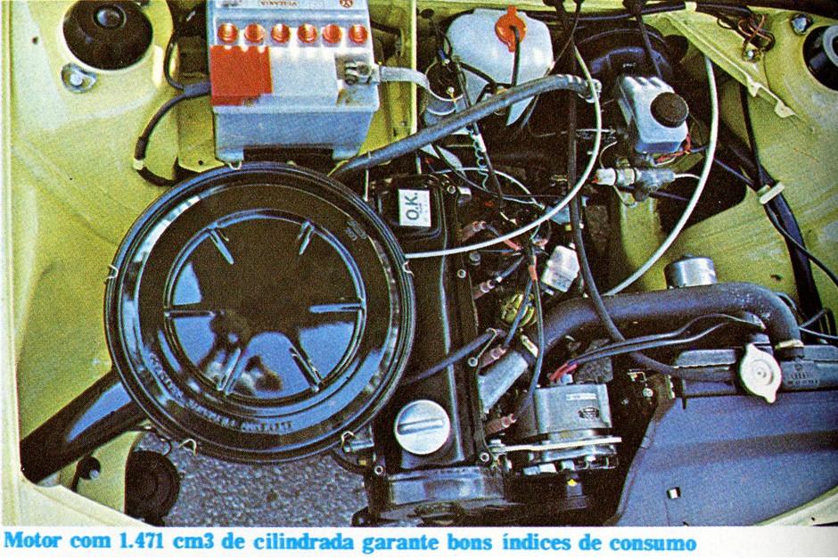 VW Passat 1979 (Foto: Reprodução/Autoesporte)