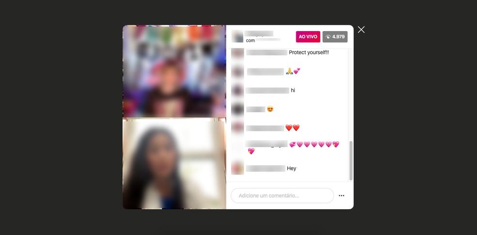 Agora é possível assistir a lives no Instagram pelo PC — Foto: Reprodução/TechTudo
