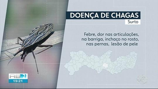 Sobe para 27 número de pacientes em tratamento devido a surto da doença de Chagas