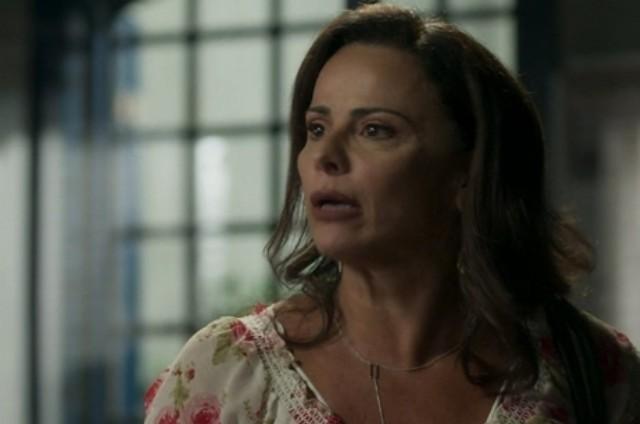 Viviane Araújo, a Neide de 'O Sétimo Guardião' (Foto: TV Globo)