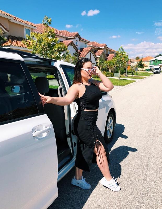 Ex-BBB Maria Cláudia abre álbum de fotos de viagem a Orlando (Foto: Reprodução/Instagram)