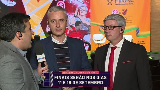 Arena da Baixada x Beira-Rio: Athletico e Inter medem forças de suas casas em decisão