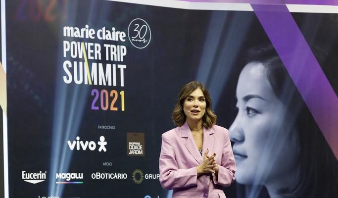 Marie Claire dá início à 6ª edição do Power Trip Summit: 'Vamos propor soluções para o Brasil'