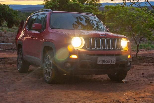 usado boa compra - jeep renegade longitude 2.0 turbodiesel 2015/2016