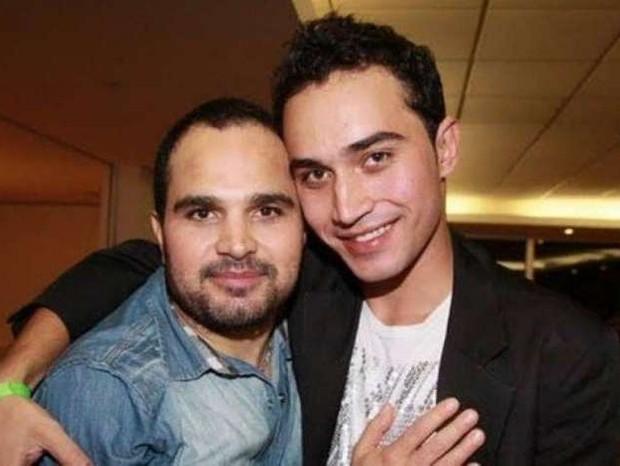 Luciano e Wesley (Foto: Reprodução/Instagram)