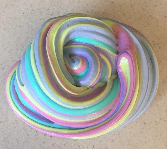 Slime multicor (Foto: Reprodução)