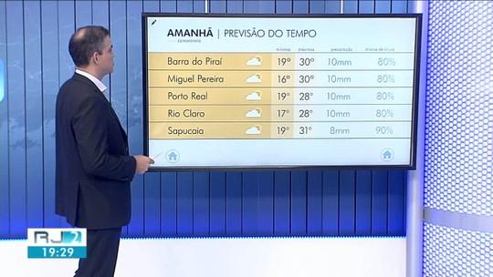 Previsão do tempo: semana começa com instabilidade no Sul do Rio
