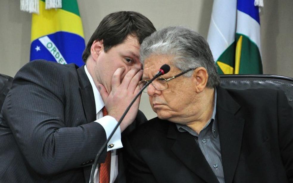 Empresário João Batista Rosa, que delatou esquema de cobrança de propina em 2015 (Foto: Renê Dióz/G1)