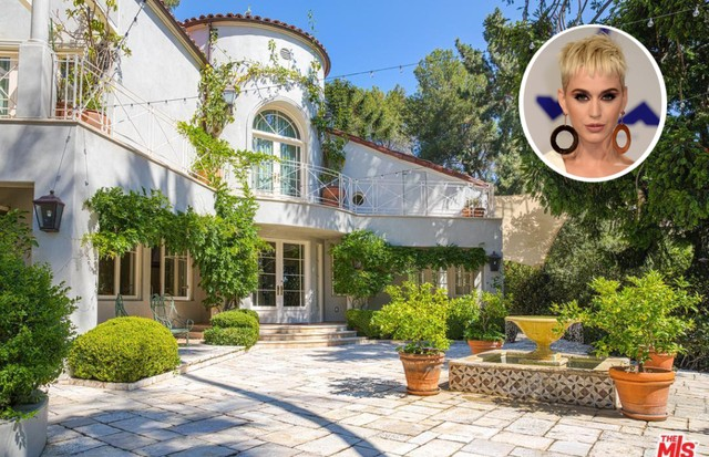 Katy Perry lists L.A. compound (Foto: Courtesy of Redin)