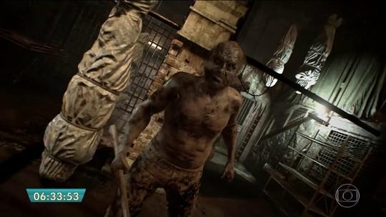 'Resident Evil 7' une clássico e moderno em terror angustiante e macabro; G1 jogou