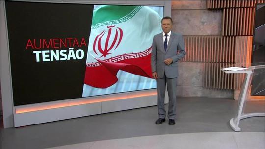 Irã diz ter capturado 17 espiões americanos; Trump nega