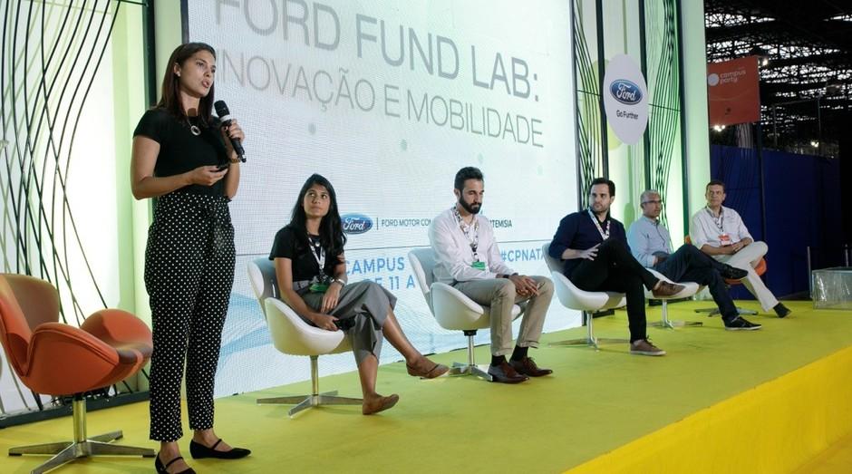 A Ford anunciou os destaques do seu programa de aceleração durante a Campus Party  (Foto: Divulgação)