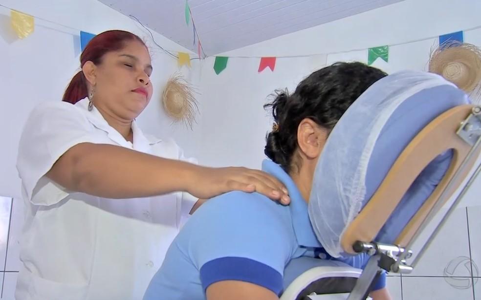 SineBahia tem vaga para massoterapeuta, em Salvador  — Foto: Reprodução/ TVCA
