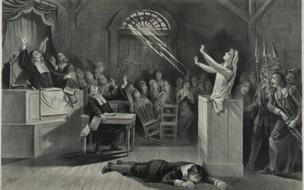 O que foi o julgamento das Bruxas de Salem