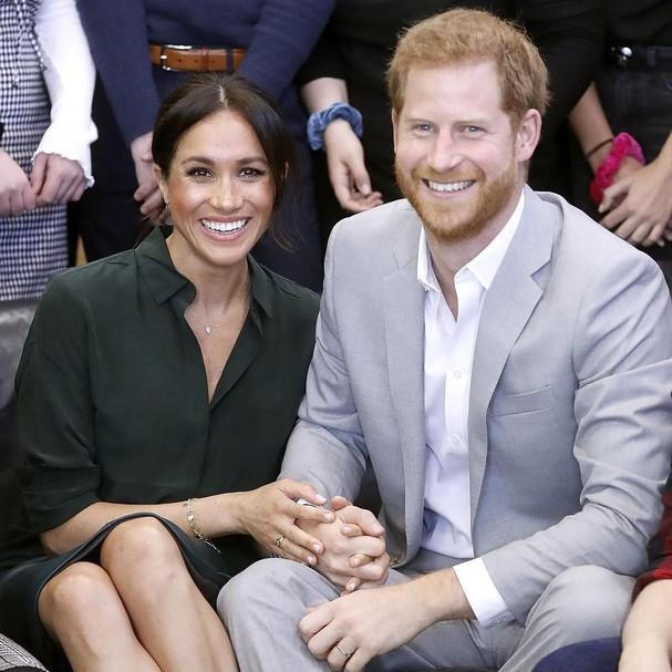 Meghan Markle e Harry esperam primeiro bebê (Foto: Reprodução/Instagram)