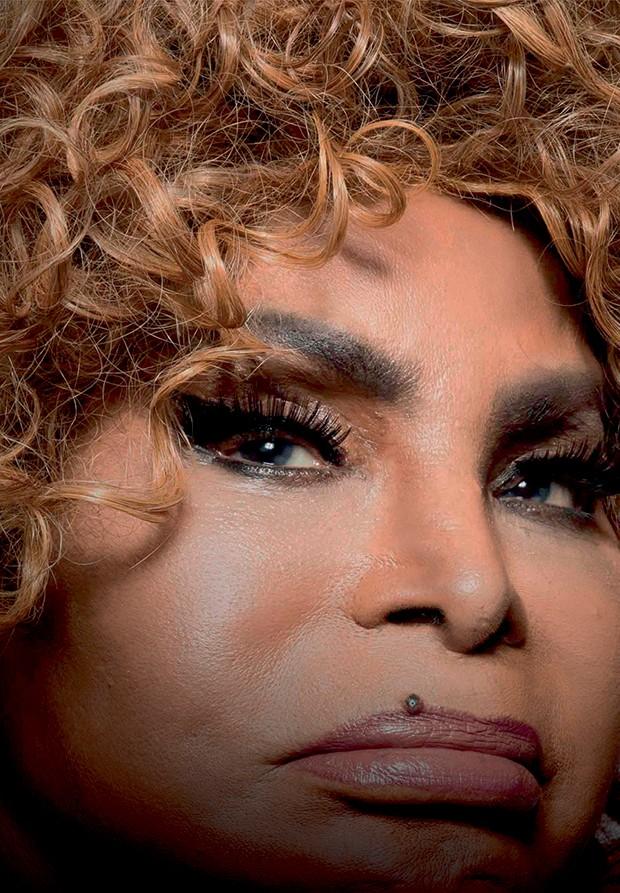 Cultura Elza - A cantora  em imagem recente (Foto: Divulgalção)