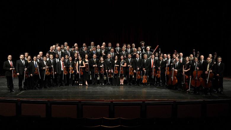 Orquestra Sinfônica do Paraná (Foto: Divulgação)