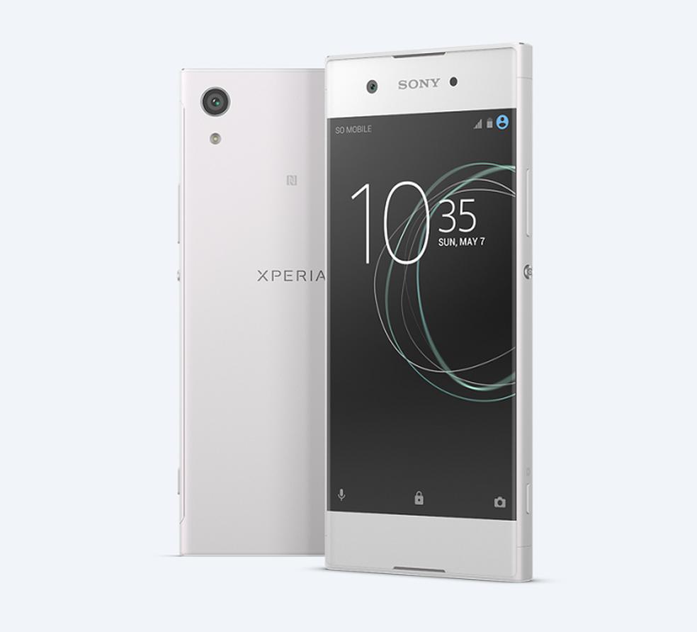 Xperia XA1 possui mesmo sensor de câmera do Z5 (Foto: Divulgação/Sony)
