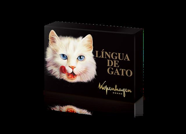 Língua de gato... quem ama?  (Foto: Divulgação)
