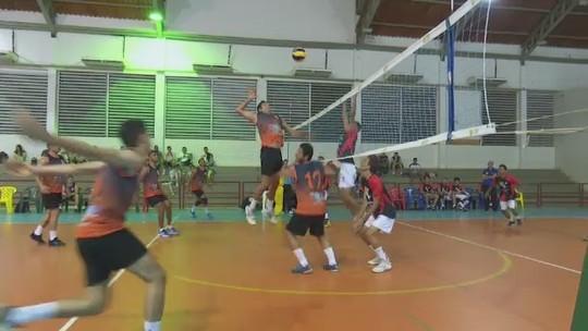 AABB vence a 2ª e é finalista; Teles bate tricampeão na 2ª rodada da Copa Rio Branco de Vôlei