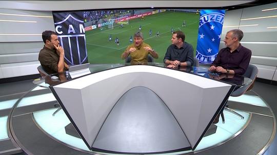 Seleção SporTV debate se Atlético-MG tem elenco para se manter na liderança do Brasileirão