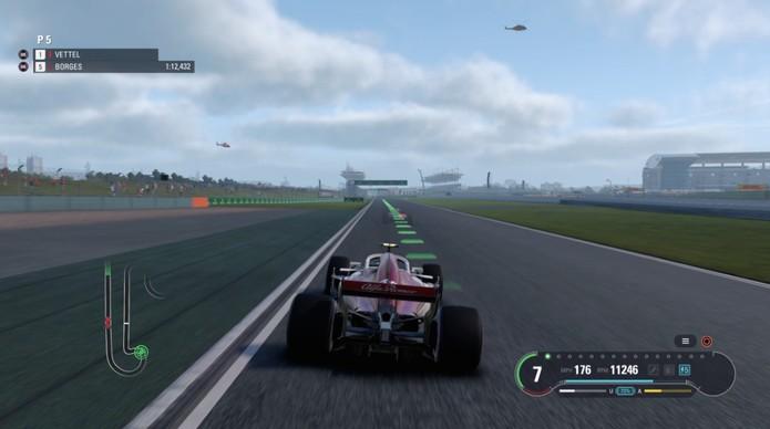 F1 2018 (Foto: Reprodução / TechTudo)