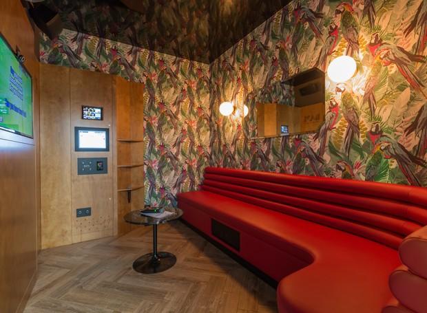BAM Karaoke Parmentier, na França (Foto: Divulgação)