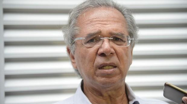 Paulo Guedes, economista e cotado para ministro da Fazenda de Jair Bolsonaro (Foto: Reprodução/Agência Brasil)