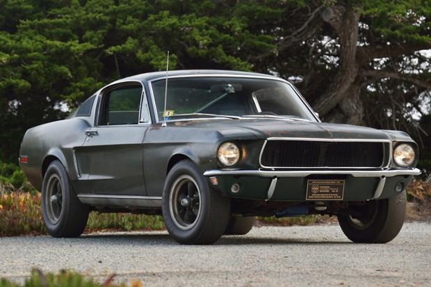 Sim, esse Mustang todo enferrujado é o mais caro da sua espécie (Foto: Divulgação)
