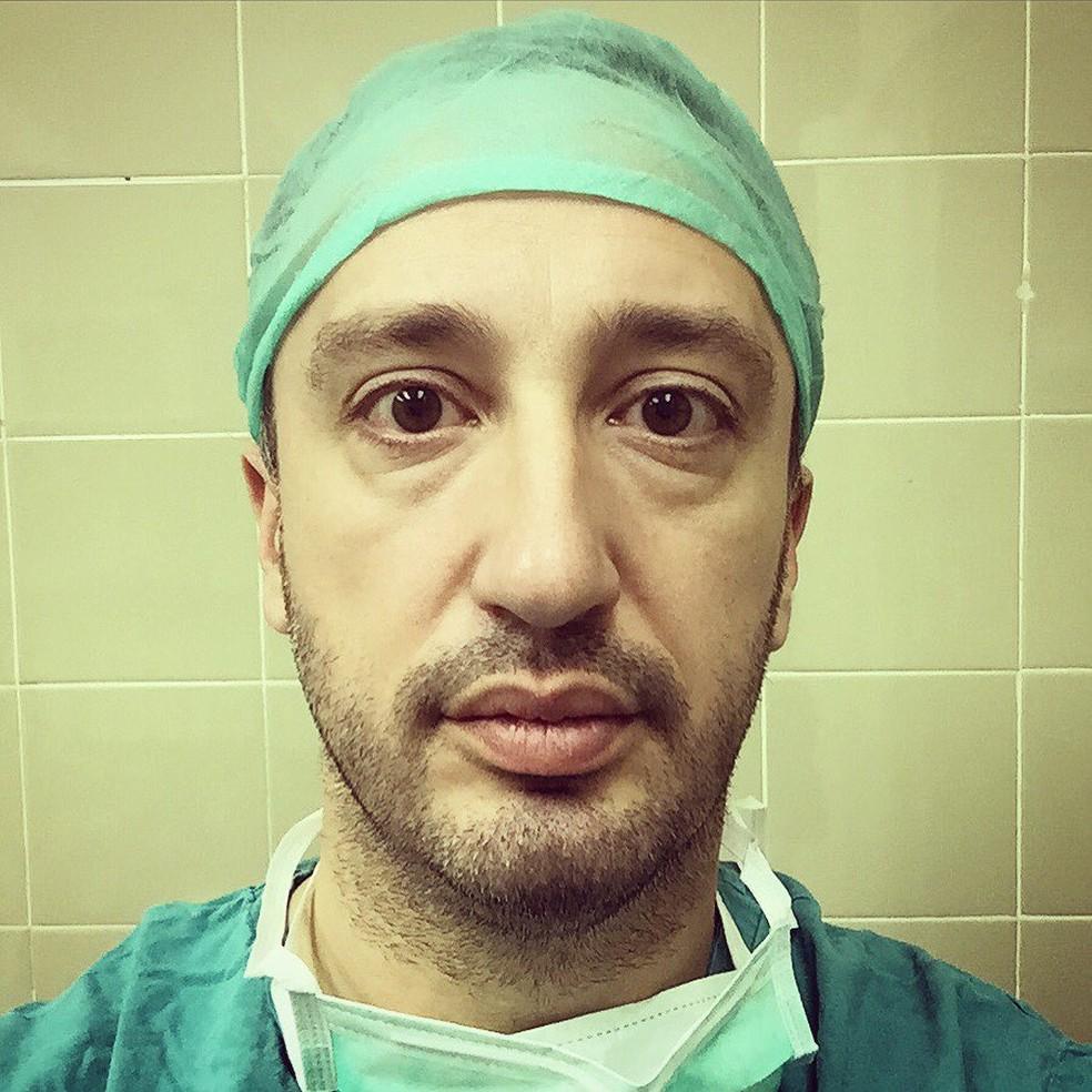 Dr. Ricardo Vieira (Ordem dos Médicos de Portugal - 37623) — Foto: Divulgação